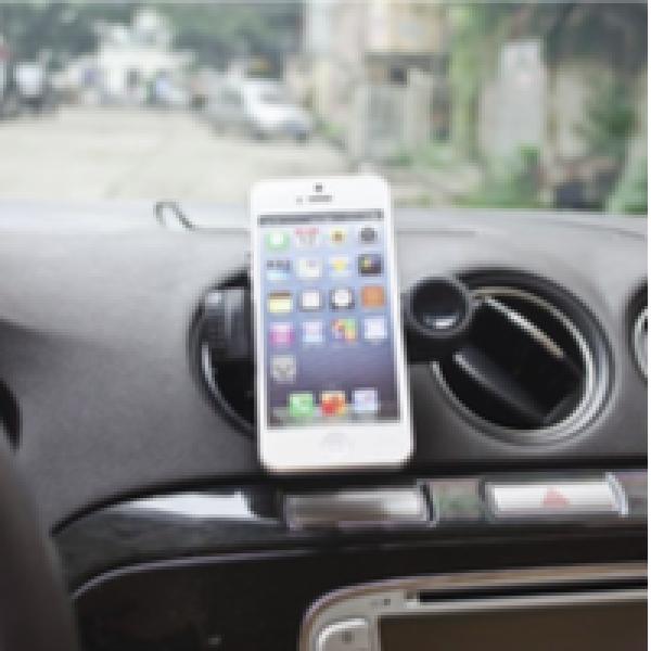 Support voiture pour smartphones a fixer sur grille de - Support gps sur grille de ventilation ...